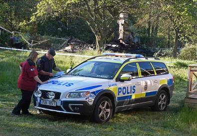 Det var den 5 juni förra sommaren som den 65-årige mannen anlade en brand i torpet vid Bakom. Foto: P-O Sännås
