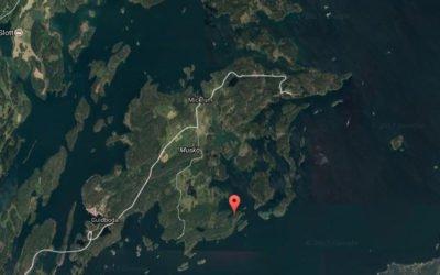 Ortnamn på Muskö – Slaktberget