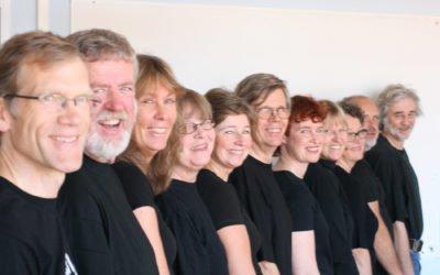 Sånggruppen Mysing i Muskö kyrka