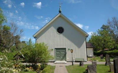 Haninges tre församlingar slås ihop till ett pastorat 2018