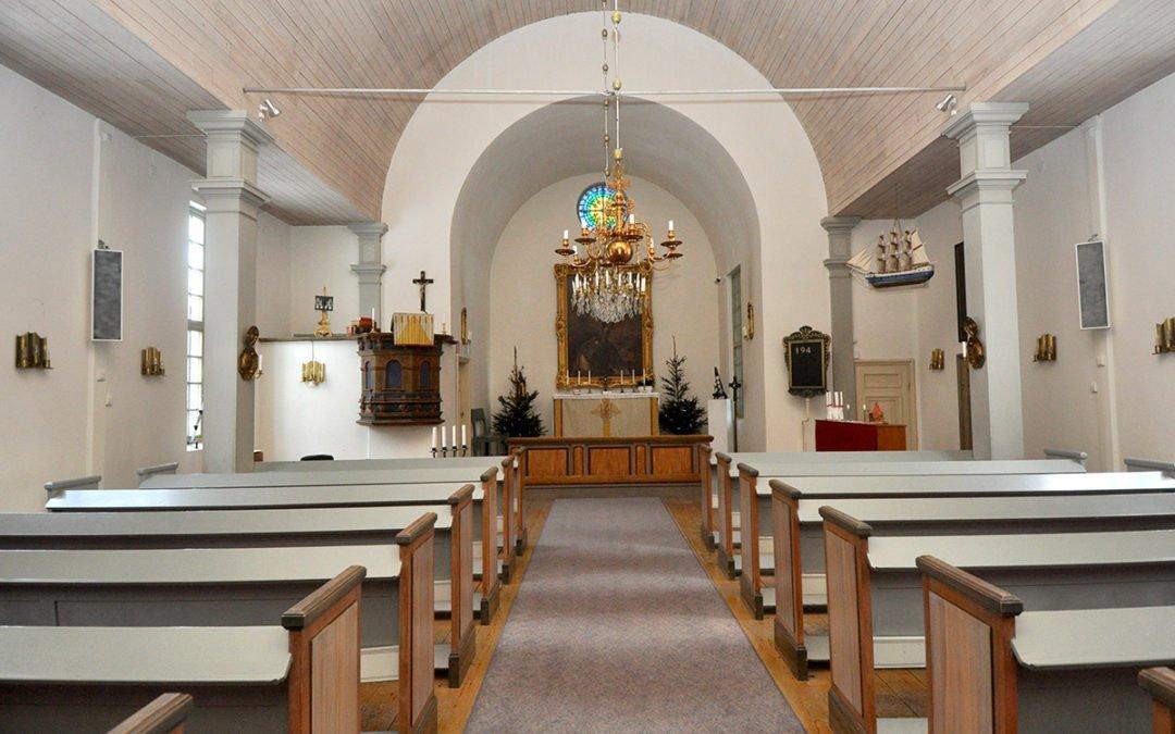 Muskö kyrka – Församlingsnytt