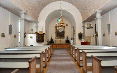 Muskö kyrka Församlingsnytt