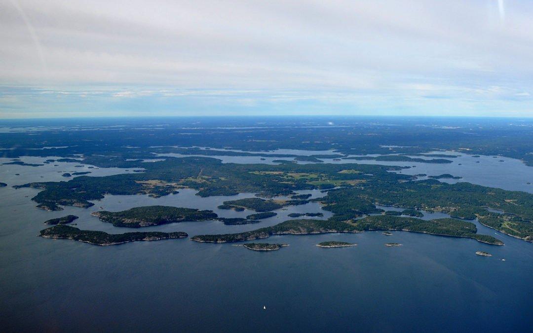 Muskö från Mysingen. Foto: Bengt Grönkvist