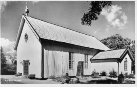 Muskö kyrka.