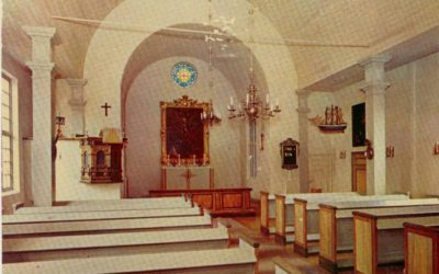 Muskö kyrka – Församlingnytt