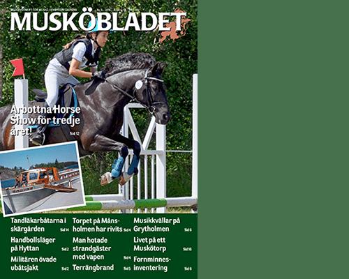 Musköbladet nr 3, 2018