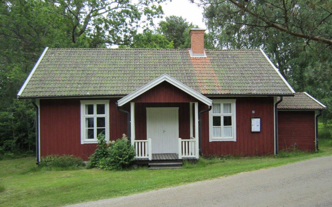 Missionshuset på Hammarvägen