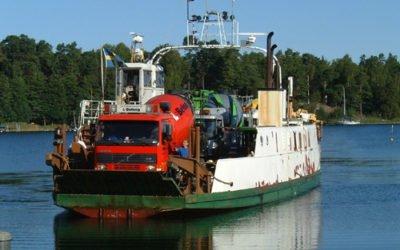 Erngrens varv delägare i Utö Sjötransporter