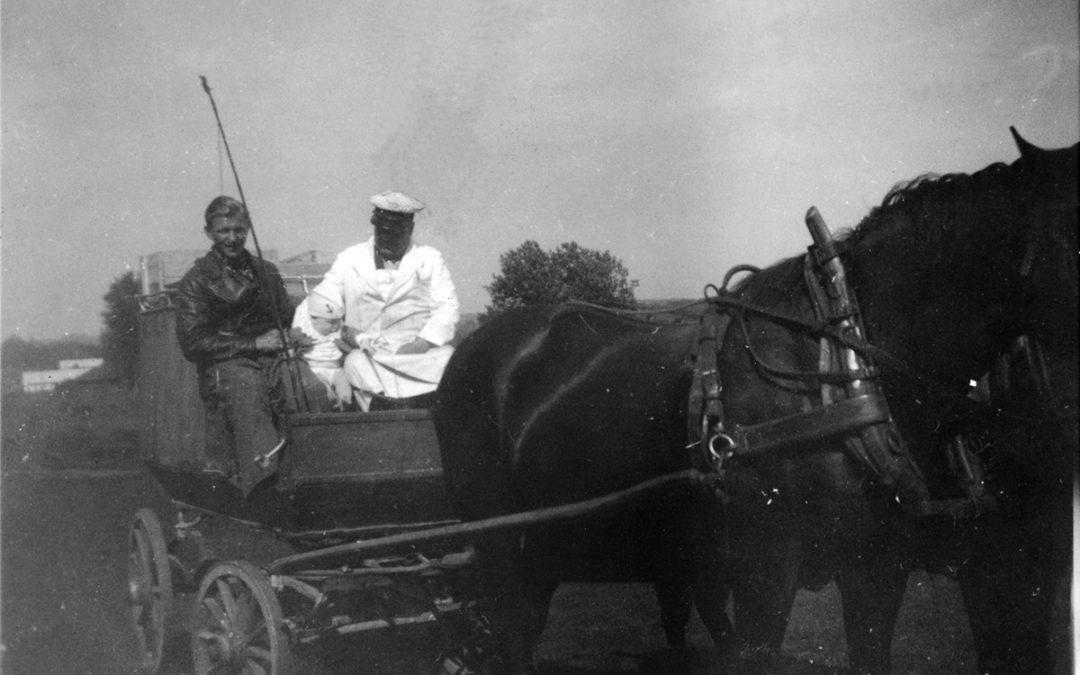 Livet på ett  Muskötorp  1920-1930-talet Del 19