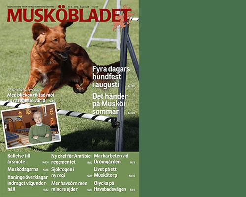 Musköbladet nr 2, 2018