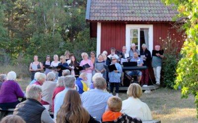Musikkvällarna på Grytholmen har startat – med besök från Danmark