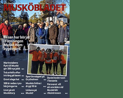 Musköbladet nr 1, 2019