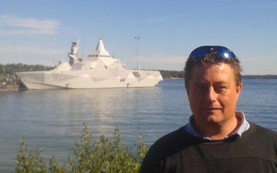 Thriller om ubåtsjakten på Horsfjärden