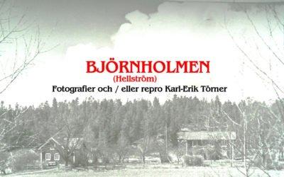 Björnholmen, del 1 – Hellström