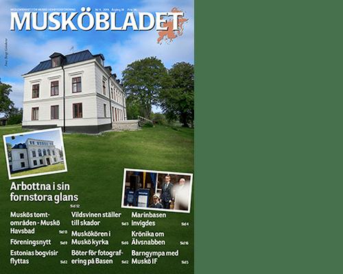 Musköbladet nr 4, 2019