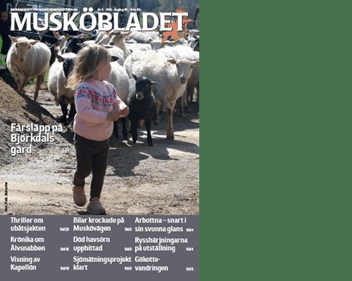 Musköbladet nr 3, 2019
