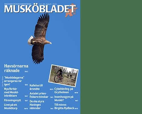 Musköbladet nr 2, 2019