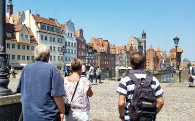 Föreningsnytt – Muskö pensionärsförening  – Resan till Gdansk