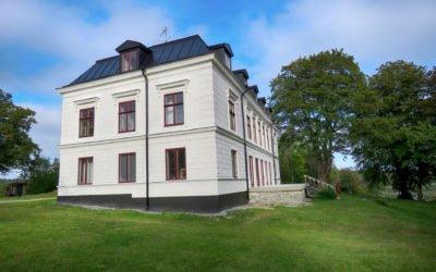 Nu blir Drömgården Arbottna Säteri  än vackrare för alla besökare