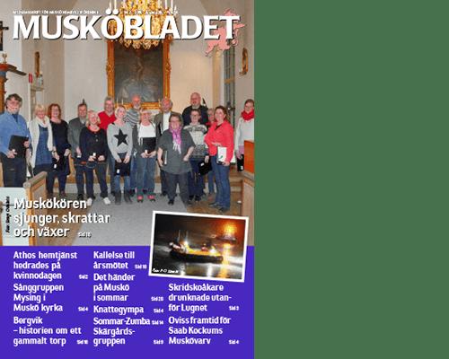 Musköbladet nr 2, 2016