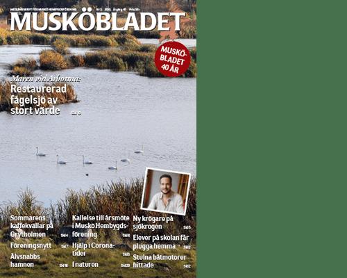 Musköbladet nr 2, 2020