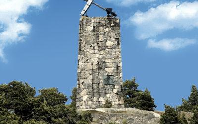 Monumentet  90 år