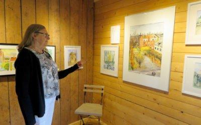 Gårdsbutiken och galleriet på Arbottna öppnat för säsongen