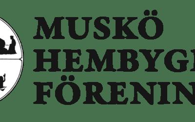 Kallelse till årsmöte i Muskö hembygdsförening