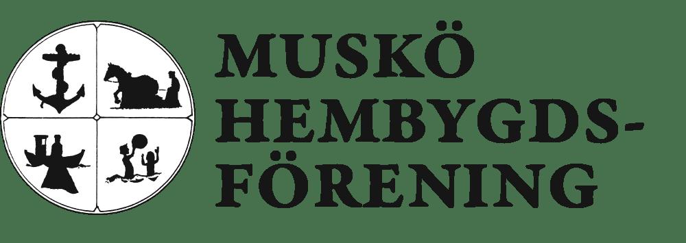 Muskö Hembygdsförening - Logo