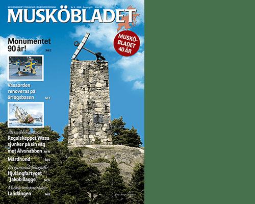 Musköbladet nr 3, 2020