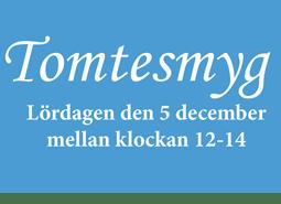 Banner Tomtesmyg