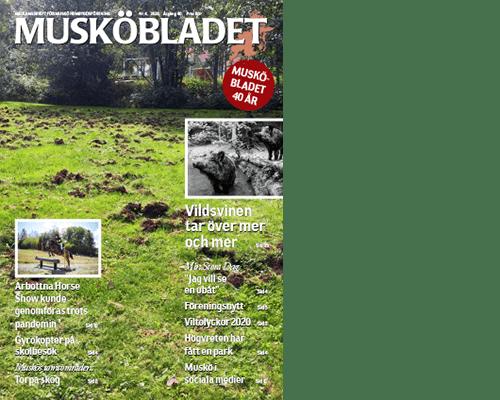 Musköbladet nr 4, 2020