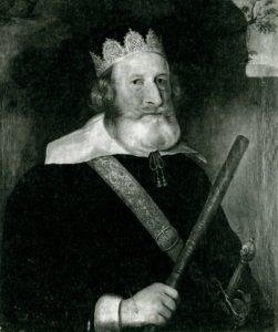 Riksamiralen och friherren Carl Carlsson Gyllenhielm
