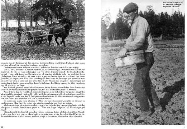 Livet på ett Muskötorp 1920-1930-talet Sid 10-11