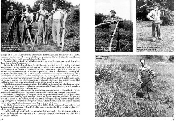 Livet på ett Muskötorp 1920-1930-talet Sid 28-29