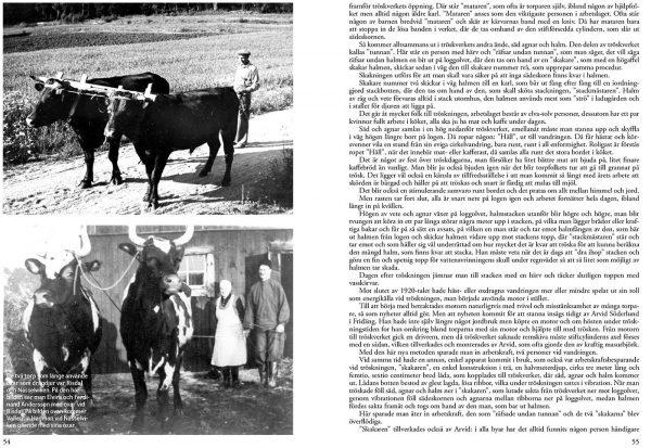 Livet på ett Muskötorp 1920-1930-talet Sid 54-55