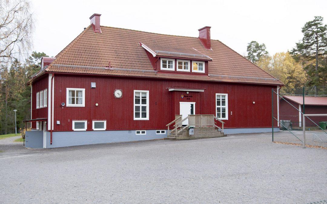 Muskö Skola. Foto: Bengt Grönkvist