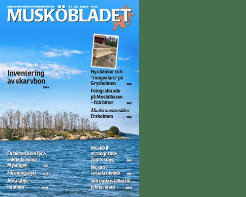Musköbladet nr 1, 2021