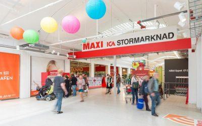 ICA-Maxi Nynäshamn börjar med hemkörning till Muskö