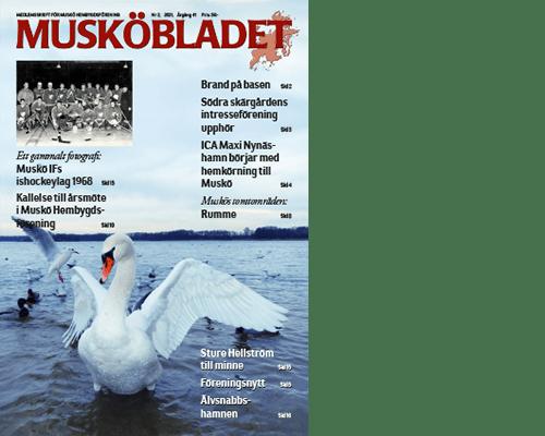 Musköbladet nr 2, 2021