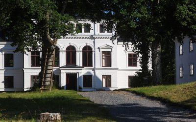 Arbottna herrgård har renoverats