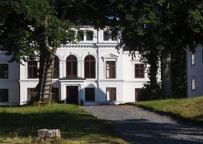 Nu öppnar Arbottna herrgård efter renoveringen